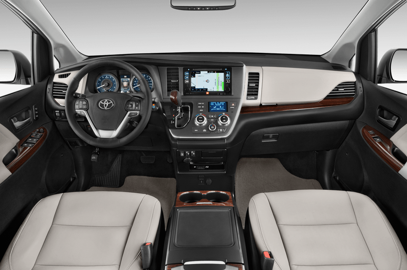 New 2015 Toyota Sienna New Westminster Westminster Toyota